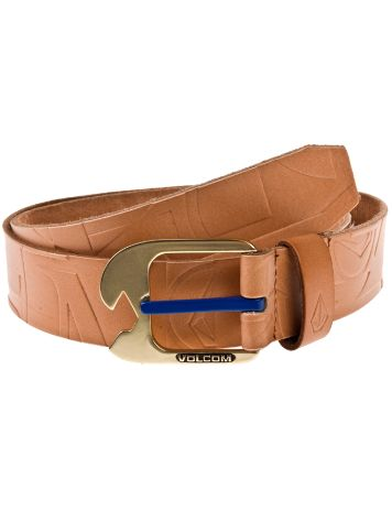 Volcom Typo Leather Belt