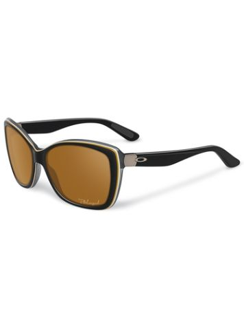 Oakley News Flash black shadow