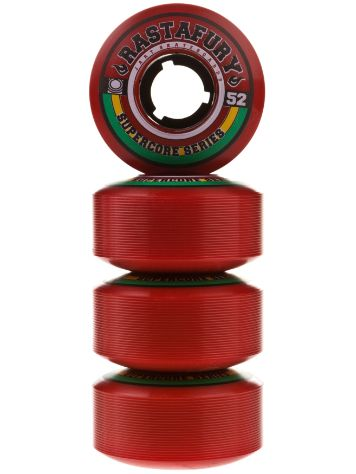 Jart Jart Core Rastafury 52mm Wheels