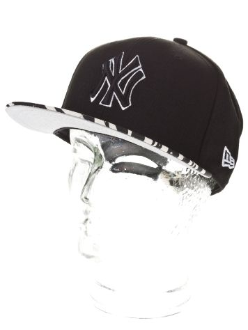New Era NY Yankees Animal Visor Cap