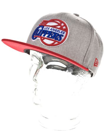 New Era LA Clippers Heather Pop Cap