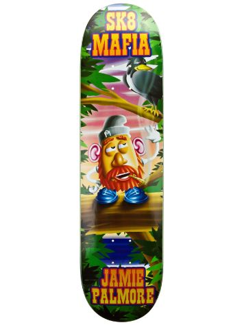 "SK8 Mafia Toe Up Palmore 8.0"" Deck"