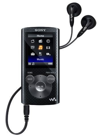 Sony NWZ-E383B Walkman
