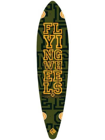Flying Wheels Varsity 43 Longboard Deck