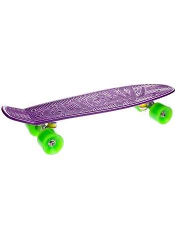 "Trocadero Plastic Purple/Green 6.0"" x 22.5""C"