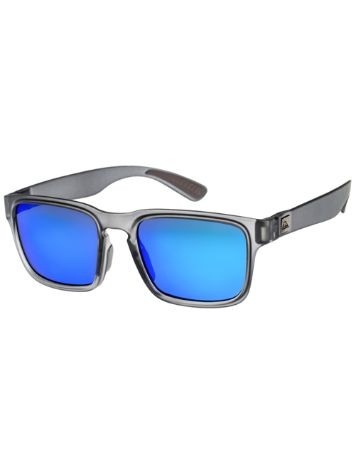 Quiksilver Stanford Matt Black Transparent