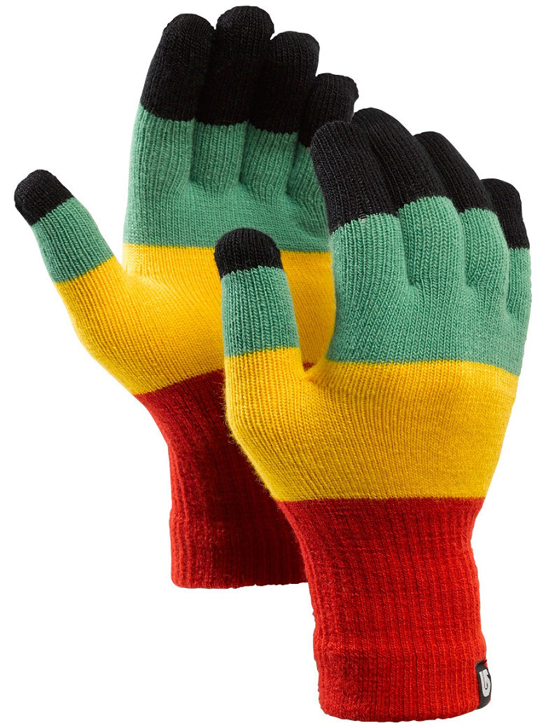 Handschuhe Burton Touch N Go Knit Liner Gloves vergr��ern