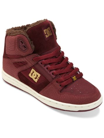 DC Rebound High WNT Sneakers