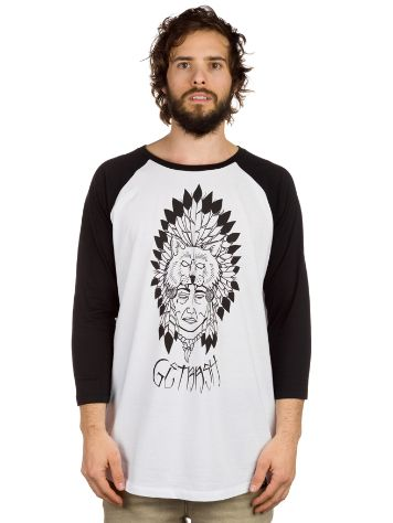 Getrash Shaman Baseball T-Shirt LS