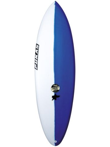 Pukas Sixty Niner 5'8 Painted