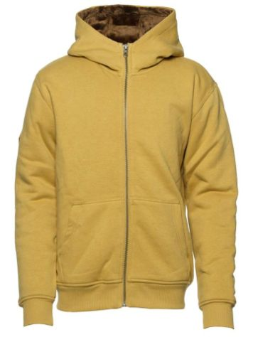 Volcom Standard Lined Fleece Zip Hoodie Boys