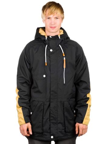 Colour Wear Punisher Parka Jacket