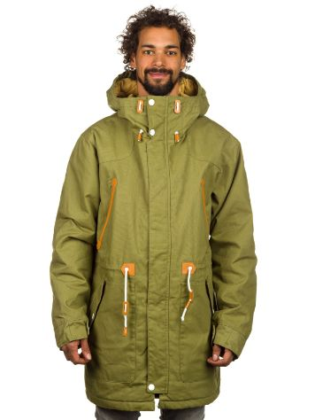 Colour Wear Urban Parka Jacket