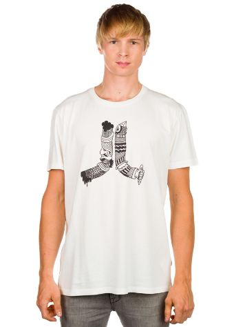WeSC Smoking Icon T-Shirt