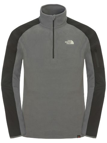 The North Face Glacier Delta 1/4 Zip Tech Tee LS