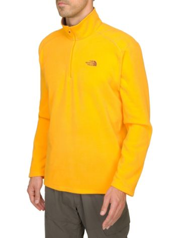 The North Face 100 Glacier 1/4 Zip Tech Tee LS