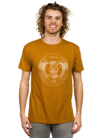 Obey Obey Third Eye Records T-Shirt