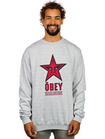 Obey Obey Star '96 Sweater