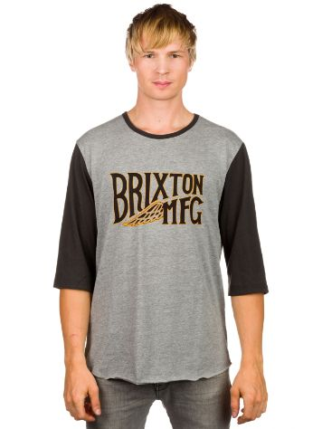Brixton Coventry 3/4 T-Shirt LS