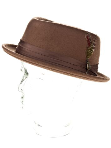 Brixton Stout Pork Pie Hat