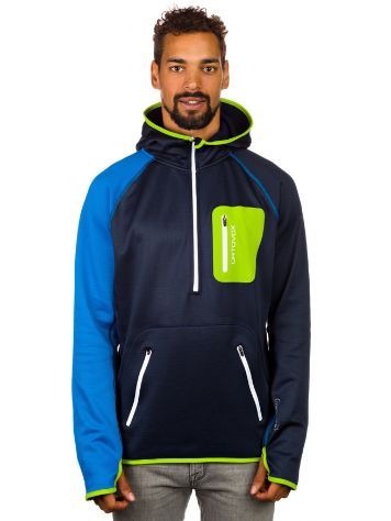 Ortovox Zip Neck Fleece Sweater