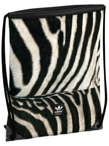 adidas Originals Gymsack Zebra Bag