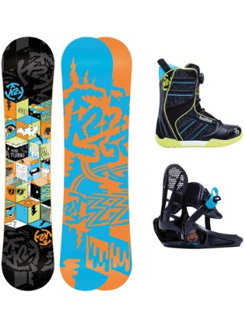 K2 Grom Large 3 110 2015 Youth