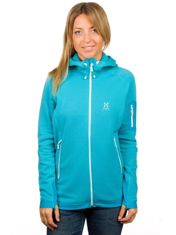 Haglöfs Bungy II Q Hood Fleece Jacket