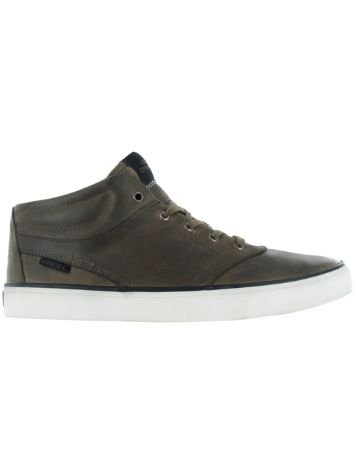 O'Neill Psycho Mid Leather Sneakers