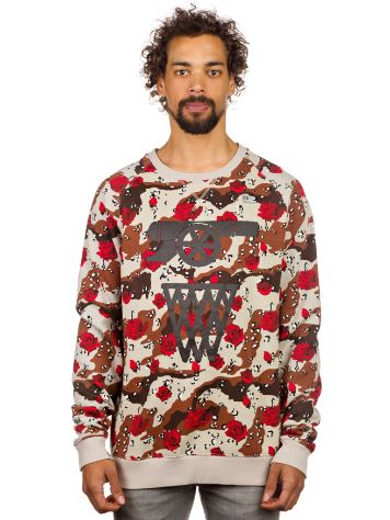 K1X Desert Rose Crewneck Sweater