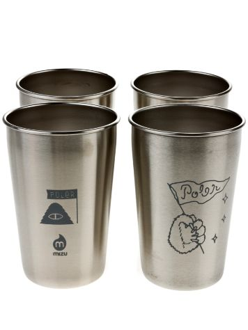 Mizu Life Party Cup Set Poler Grizzly