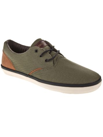 Quiksilver Emerson Vulc Canvas Sneakers
