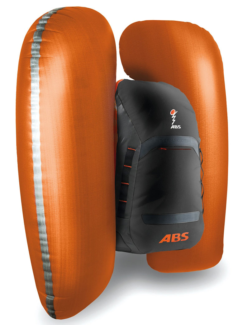 Tourenrucks�cke ABS Powder Zip-On 5 vergr��ern