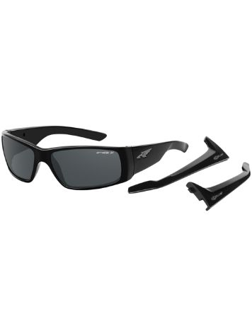 Arnette Unreal Gloss Black Thin/ Gloss Black Thi