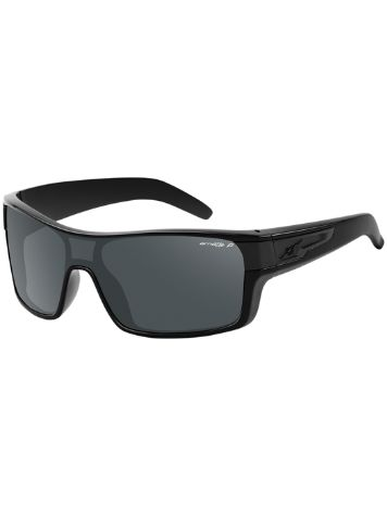 Arnette Shore House Gloss Black With Fuzzy Black