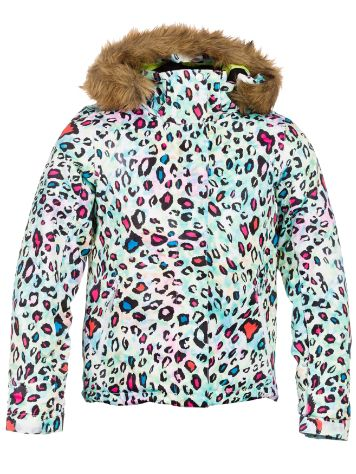 Roxy Jet Ski Jacket Girls