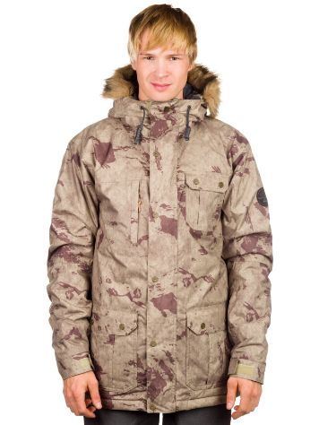 Quiksilver Storm Printed Jacket