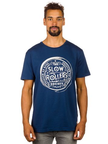 Deus Ex Machina Slow Rollers T-Shirt
