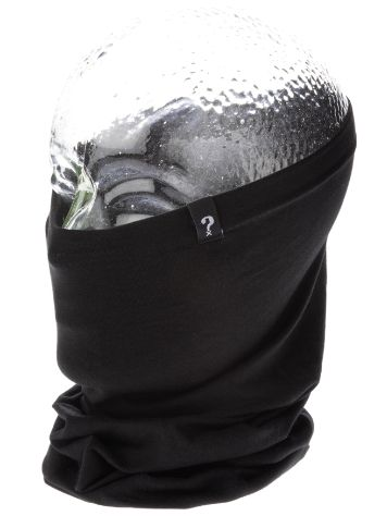 Hä! Tube Black Facemask