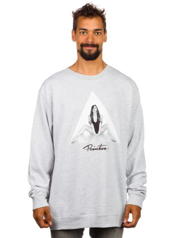 Primitive Angles Crewneck Sweater