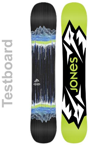 Jones Snowboards Mountain Twin 160 2014