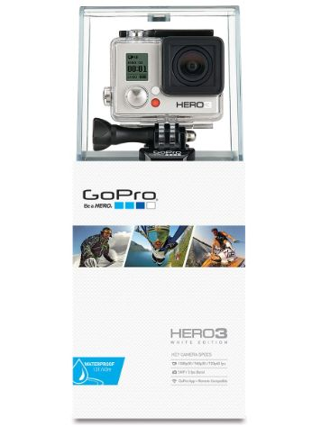 GoPro Cam HERO3+ White Edition