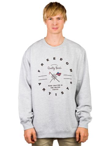 Freedom Artists Trademarked Sweater