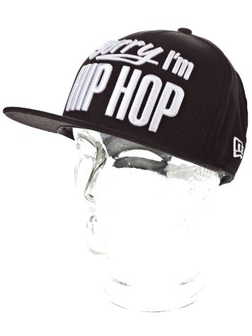 New Era Sorry I'm Hip Hop Cap