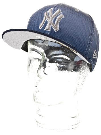 New Era NY Yankees Diamond Grad Cap