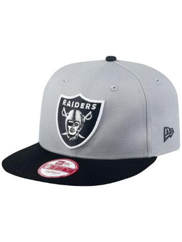 New Era Oakland Raiders Cotton Block Cap