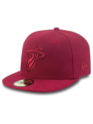 New Era Miami Heat NBA Tonal Cap
