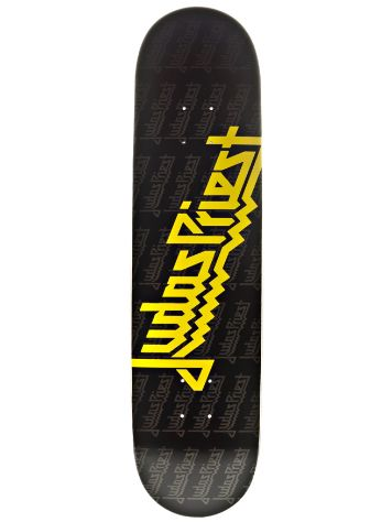 "Heavy Metal Judas Priest - Logo 8.0"" Deck"