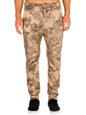 Golden Denim The Marathon Utility Paisley Jeans