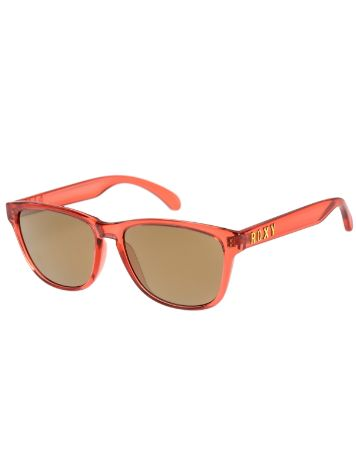 Roxy Uma Red Transparent